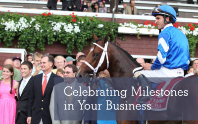 Celebrating Business Milestones