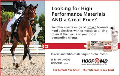 Hoof MD Print Ad Campaign
