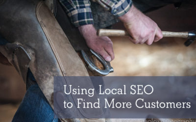 Using Local SEO Strategy to Find More Customers